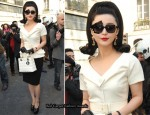 Fan Bing Bing In Christian Dior - Christian Dior Fall 2011 Presentation