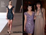 Fan Bing Bing & Daisy Lowe In Elie Saab - Elie Saab's Private Dinner Party