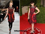 Ginnifer Goodwin In Erdem - 2011 Vanity Fair Oscar Party
