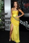 Best Dressed Of The Week - Jamie Chung in Giambattista Valli