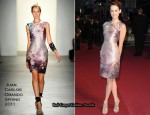 "Jena Malone In Juan Carlos Obando - ""Sucker Punch"" London Premiere"
