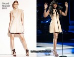 Jennifer Hudson In Chloe - 2011 Nickelodeon Upfront Presentation