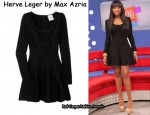 In Jennifer Hudson's Closet - Herve Leger by Max Azria Full Skirted Bandage Dress