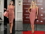 Katherine Jenkins In Victoria Beckham - Gorby 80 Gala At The Royal Albert Hall