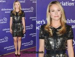 "Kristen Bell In SEA NY ""A Night at Sardi's"" Fundraiser & Awards Dinner"