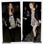 Who Wore Camilla & Marc Better? Lauren Conrad or Lindsay Lohan