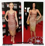 Who Wore L'Wren Scott Better? Jennifer Lawrence or L'Wren Scott
