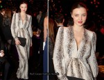 Miranda Kerr In Balenciaga - Balenciaga and Spain Exhibit Opening Gala