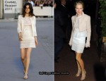 Naomi Watts In Chanel - Chanel and Charles Finch Pre-Oscar Dinner