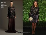 Olivia Palermo In Rachel Roy - Runway To Green Event