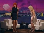 Rihanna In Camilla and Marc - Chelsea Lately