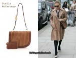 In Stella McCartney's Closet - Stella McCartney Basket Weave Shoulder Bag