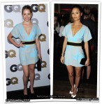 Who Wore Jonathan Saunders Better? Teresa Palmer or Thandie Newton