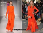 Tess Daly In MaxMara - 2011 TRIC Awards
