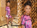 Thandie Newton In Louis Vuitton - Louis Vuitton Party for Sam Taylor Wood