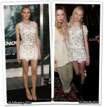 Who Wore Dolce & Gabbana Better? Diane Kruger or Kate Bosworth