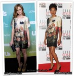 Who Wore Stella McCartney Better? Alexis Bledel or Corinne Bailey Rae