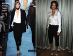 Zoe Saldana In Michael Kors - Michael Kors 30th Anniversary Celebratory Dinner