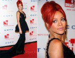 Rihanna Attends DKMS' 5th Annual Gala & Reb'l Fleur Fragrance Launch