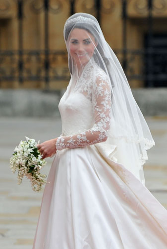 royal wedding bouquets pictures. The wedding shoes were