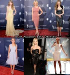 Who Was Your Best Dressed At The 2011 Annual Academy Of Country Music Awards?