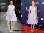 AnnaSophia Robb In Georges Hobeika Couture - 2011 Academy Of Country Music Awards