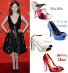 Celebrity Shoe Swap: Anna Kendrick