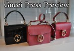 Gucci Fall 2011 Press Preview