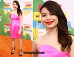 Miranda Cosgrove In Miu Miu - 2011 Nickelodeon Kids' Choice Awards