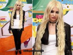 Taylor Momsen - 2011 Nickelodeon Kids' Choice Awards