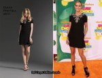 Heidi Klum In Gucci - 2011 Nickelodeon Kids' Choice Awards