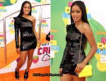 Keke Palmer In Ina Soltani - 2011 Nickelodeon Kids' Choice Awards