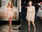"Kylie Minogue In Emilio Pucci - ""Hurley Burley"" At The Garrick Theatre"