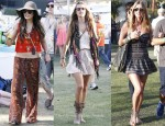 Coachella Music Festival Fashion - Day 1