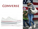 In Sarah Jessica Parker's Closet - Converse All Star Ox Plimsolls