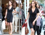 Kate Middleton Shops In Issa