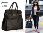 In Jennifer Hudson's Closet - Jimmy Choo 'Rosabel' Tote
