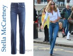 In Elle Macpherson's Closet - Stella McCartney 70s Patch Pocket Jeans