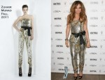 "Jennifer Lopez In Zuhair Muard - EXTRA Celebrates The Release Of Jennifer Lopez's New Album ""Love?"""