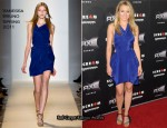 "Kristen Bell In Vanessa Bruno - ""Scream 4"" LA Premiere"