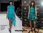 "Michelle Monaghan In Roksanda Ilincic - ""Source Code"" New York Screening"