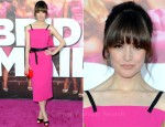"Rose Byrne In Prabal Gurung - ""Bridesmaids"" LA Premiere"