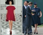 Victoria Beckham In Victoria Beckham - 2011 Royal Wedding