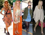 Celebrities Love...AllSaints