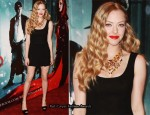 "Amanda Seyfried In Karen Caldwell - ""Red Riding Hood"" London Premiere"