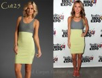 In Audrina Patridge's Closet - Cut25 Techno Knit Tank Dress