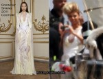 Beyonce Knowles Shoots New Video In Givenchy Couture