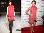 Camilla Belle In Alberta Ferretti - Good Housekeeping's Shine On Event
