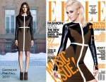 Gwen Stefani In Elle US May 2011