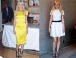 "Gwyneth Paltrow In Rachel Roy - ""My Father's Daughter"" Book Signing"